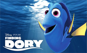 Finding Dory Event