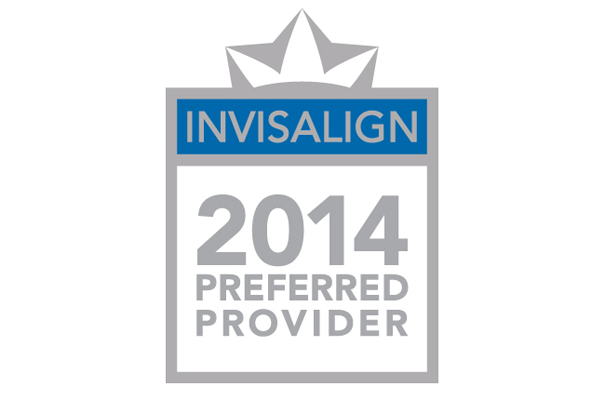 Invisalign - 2014 Preferred Provider